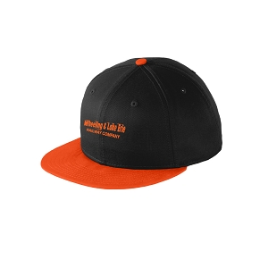 New Era® - Flat Bill Snapback Cap