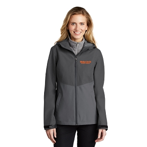 Port Authority ® Ladies Tech Rain Jacket