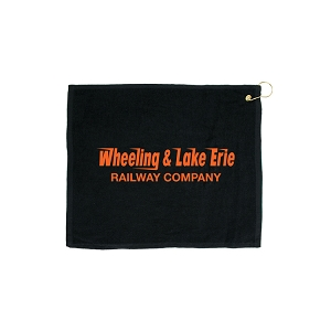 Terry Velour Golf Towel