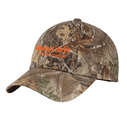 Garment-Washed Cap Pro Camouflage Series