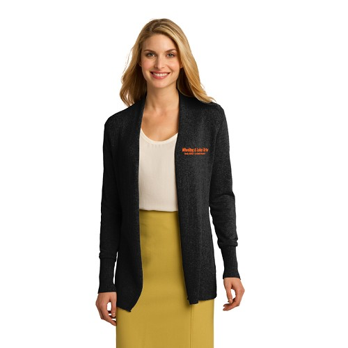 Port Authority® Ladies Open Front Cardigan Sweater