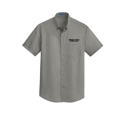 Port Authority® Short Sleeve SuperPro™ Twill Shirt