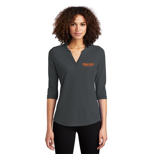 OGIO ® Ladies Jewel Henley